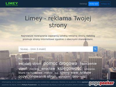 Limey.pl katalog stron internetowych