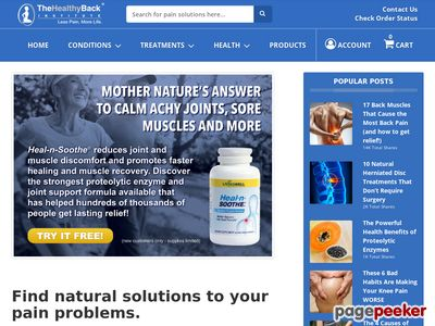 Back Pain & Sciatica Relief - Back Pain Exercises, Stretches and Treatments 1