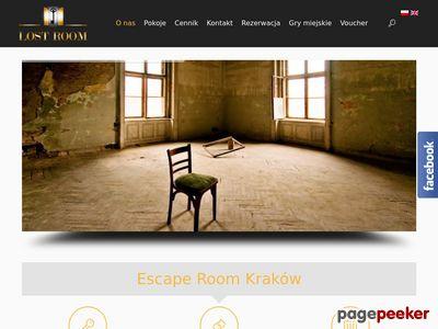 Escape Room Kraków | www.LostRoom.pl