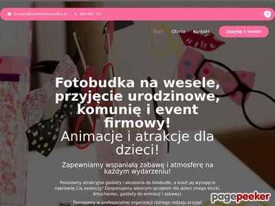Fotobudka na wesele - lubelskafotobudka.pl