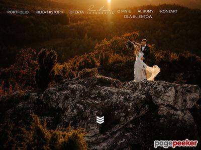 Fotografia ślubna - Marcin Piersa