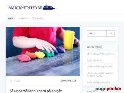 Jannes Marin & Fritid - http://www.marin-fritid.se