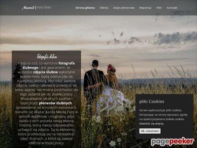 Profesjonalne zdjęcia ślubne w miejscowości Kraków