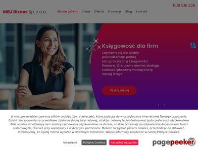 MBJ usługi księgowe poznań