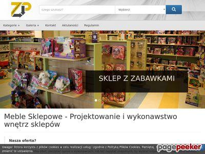 Meble-sklepowe.eu projektowanie sklepów