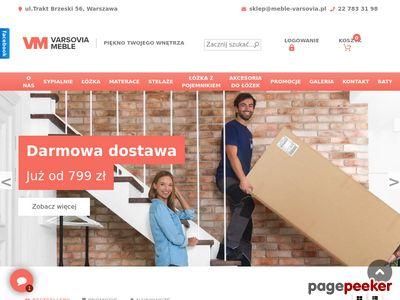 Szafy wnękowe Warszawa