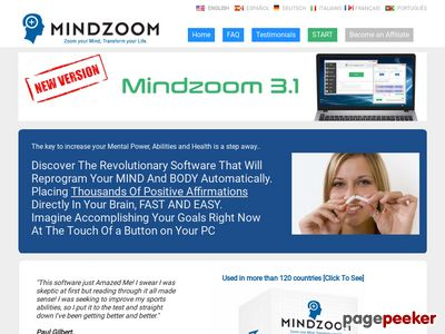 Self Help Using Subliminal Messages - MindZoom -
