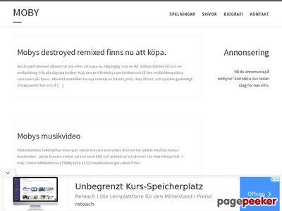 MOBY.se - http://www.moby.se