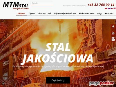Firma MTM Stal