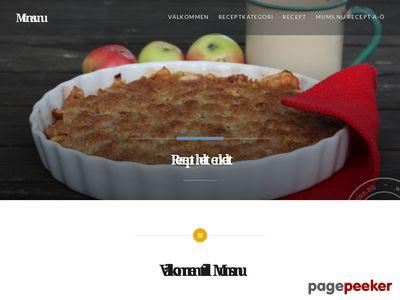 Mums.Nu Recept helt enkelt - http://www.mums.nu