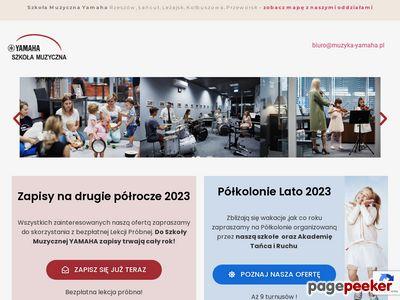 Szkoła muzyczna Rzeszów