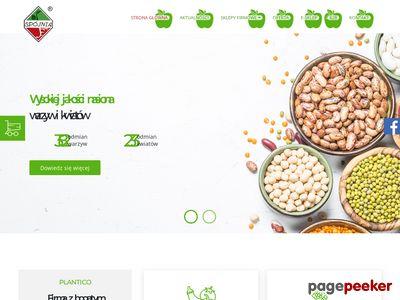Nasiona fasoli w najlepszych cenach - nasiona-warzyw.pl