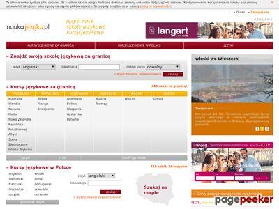 Langart - wyjazdy językowe za granicę