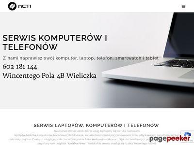 Serwis laptopów Acer Kraków