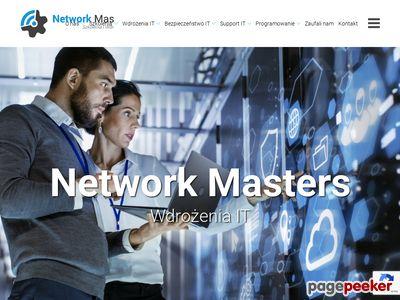 Network Masters - Szkolenia i Wdrożenia IT