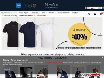 New Men Style - Moda Męska