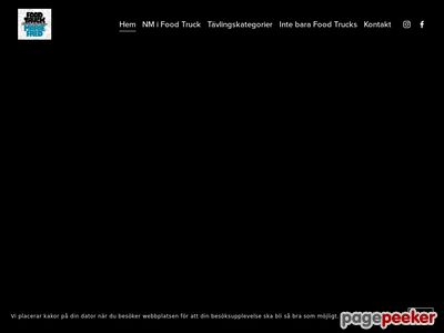 Nordiska M�sterskapen i Food Truck - http://www.nmfoodtruck.nu