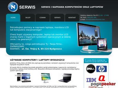 laptopy używane Bydgoszcz