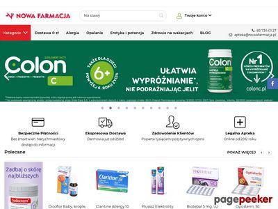 Nowa Farmacja - apteka internetowa