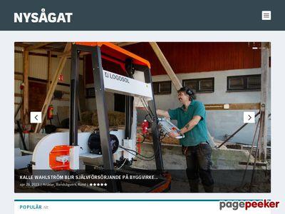 Nys�gat.se - http://www.nysagat.se