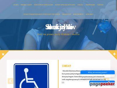 Www.oes.com.pl Instruktor nauki jazdy