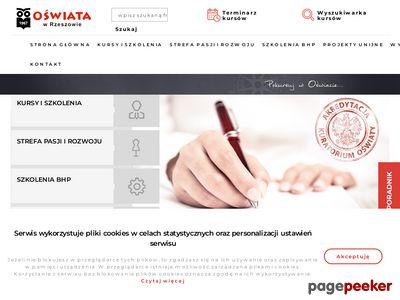 Szkoły Policealne Rzeszów