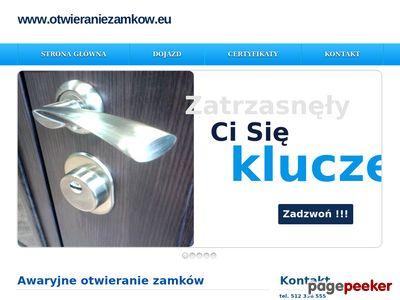 Otwieranie samochodów Poznań