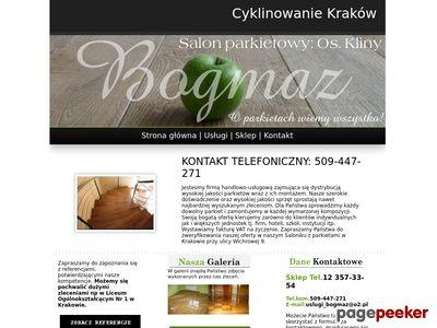Parkiet Krakow