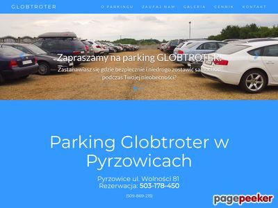 Parking strzeżony Katowice - Pyrzowice