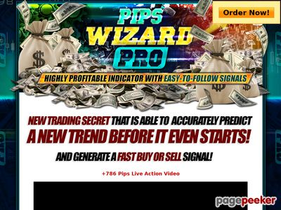 Pips Wizard Pro www