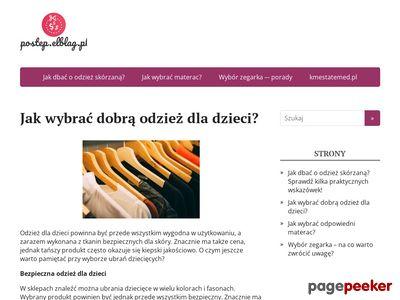 Zdrowe obuwie postep.elblag.pl