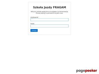 Szkoła Jazdy FRAGAM - prawo jazdy Olesno