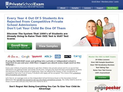 Guaranteed to Raise Your ISEE Test & SSAT Test Score | Test Prep - Online Tutor 1