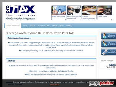 Biuro Rachunkowe PRO TAX Kraków