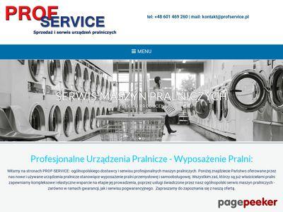 Profservice.pl - maszyny pralnicze