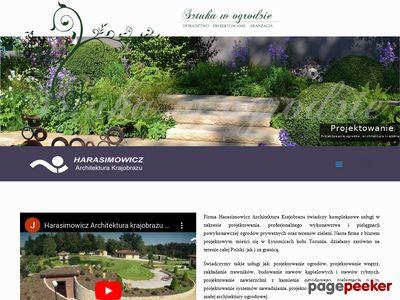 Toruń projektowanie ogrodów