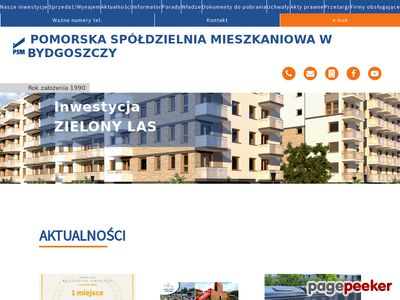 Deweloper Bydgoszcz