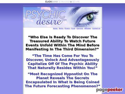 Psychic Desire 1