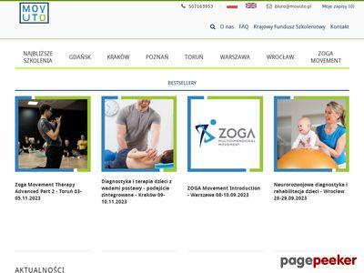 Fizjoterapia kursy Gdańsk