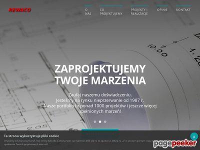 Rewaco - Przedsiębiorstwo Projektowo-Wykonawcze Budownictwa Ogólnego, Toruń