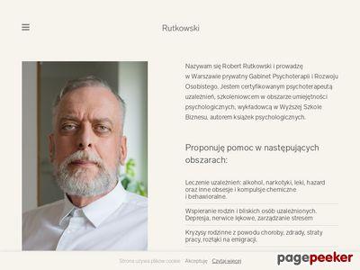 Terapeuta Uzależnień Warszawa