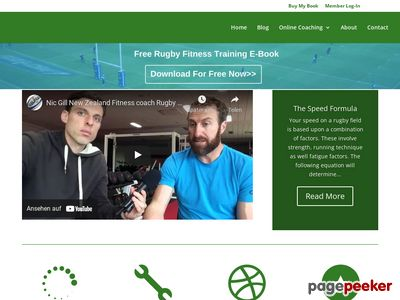 Home - Rugby Fitness Training 1
