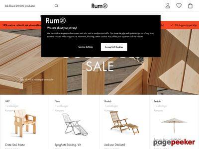 RUM21.se - M�bler,  design och inredning p� n�tet  - http://www.rum21.se