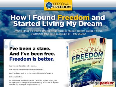 Personal Freedom 1
