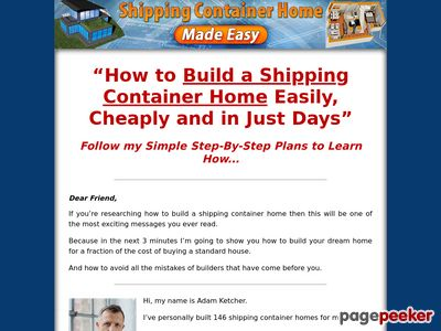 Shipping Container Home Made Easy 1