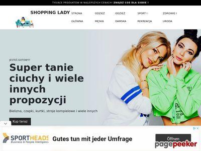 Shopping Lady - Zakupy moim życiem