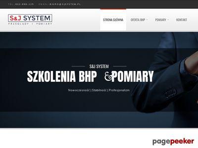 Przeglądy budowlane Warszawa - www.sjsystem.pl