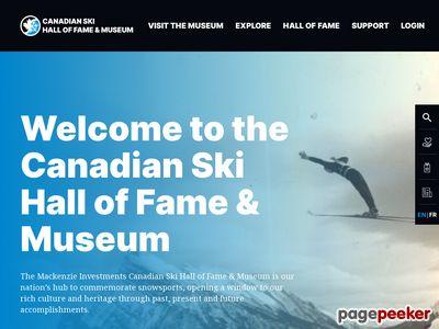 加拿大滑雪博物馆