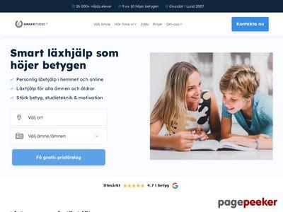 Smartstudies - L�xhj�lp & Privatl�rare - http://www.smartstudies.se