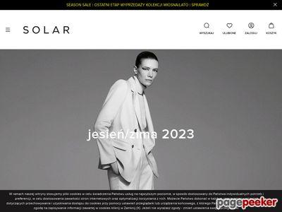 Sklep internetowy ubrania